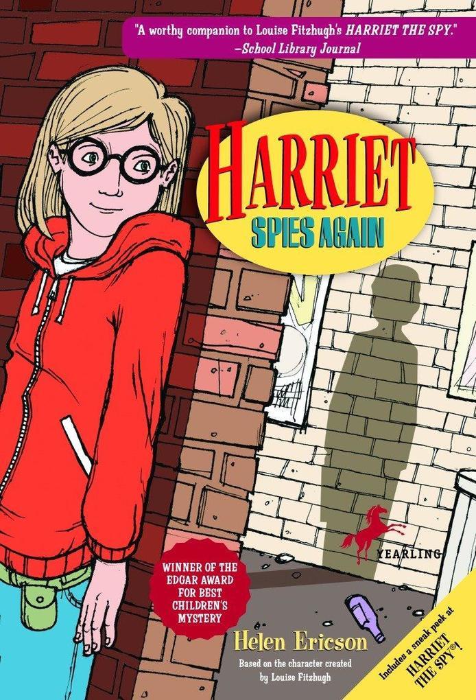 Harriet Spies Again als Taschenbuch