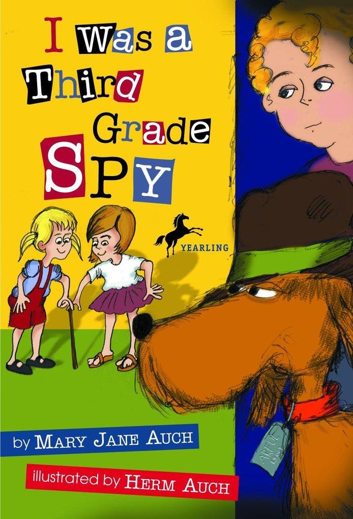 I Was a Third Grade Spy als Taschenbuch