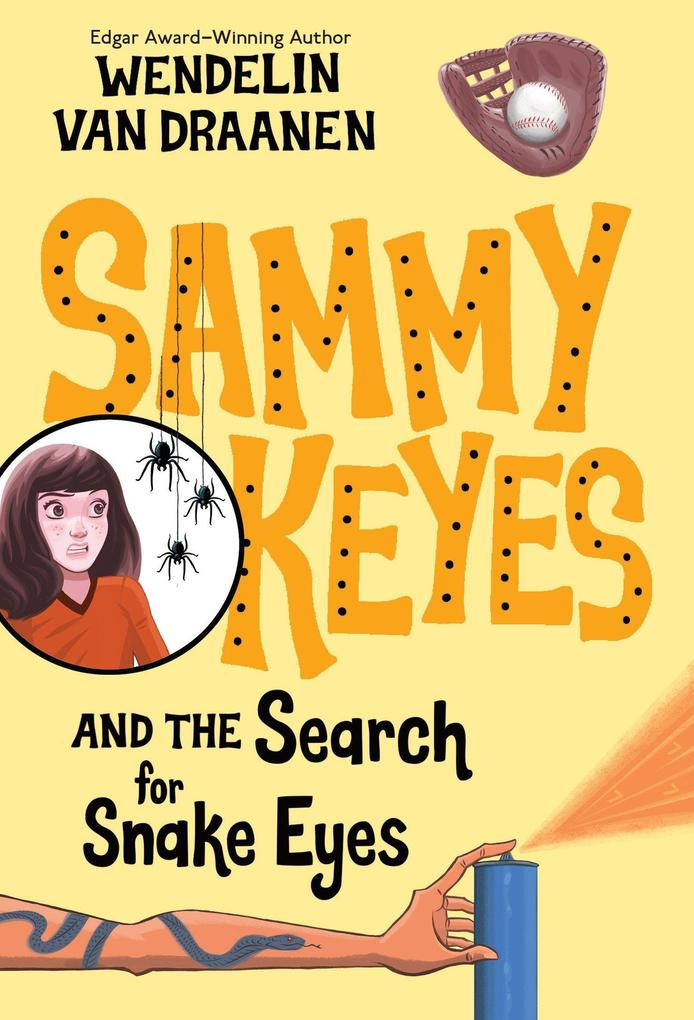Sammy Keyes and the Search for Snake Eyes als Taschenbuch