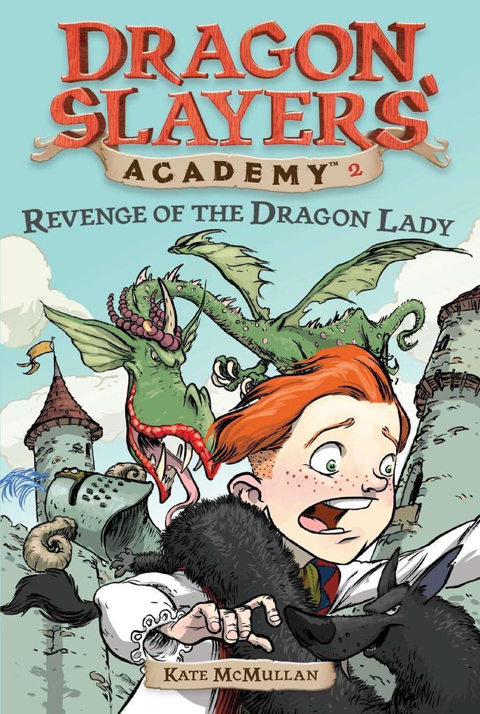 Revenge of the Dragon Lady als Taschenbuch