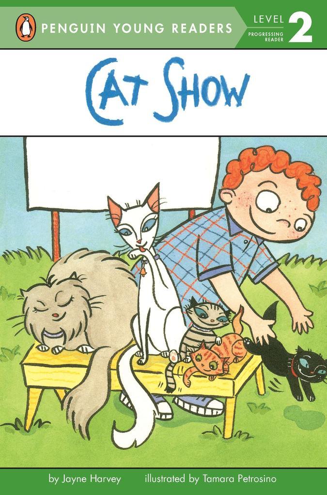 Cat Show als Taschenbuch