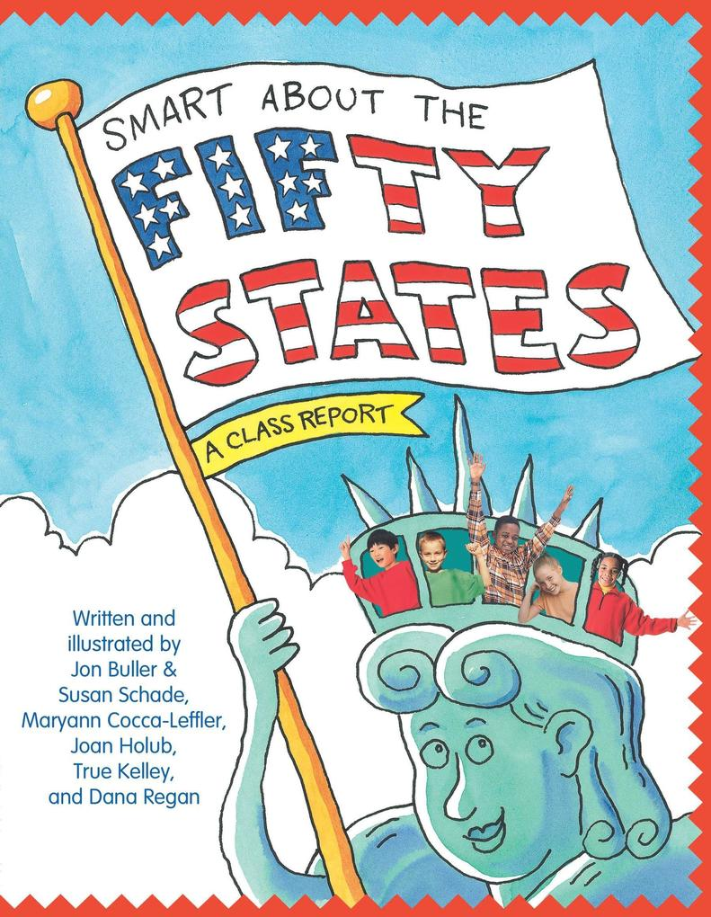 Smart about the Fifty States: A Class Report als Taschenbuch