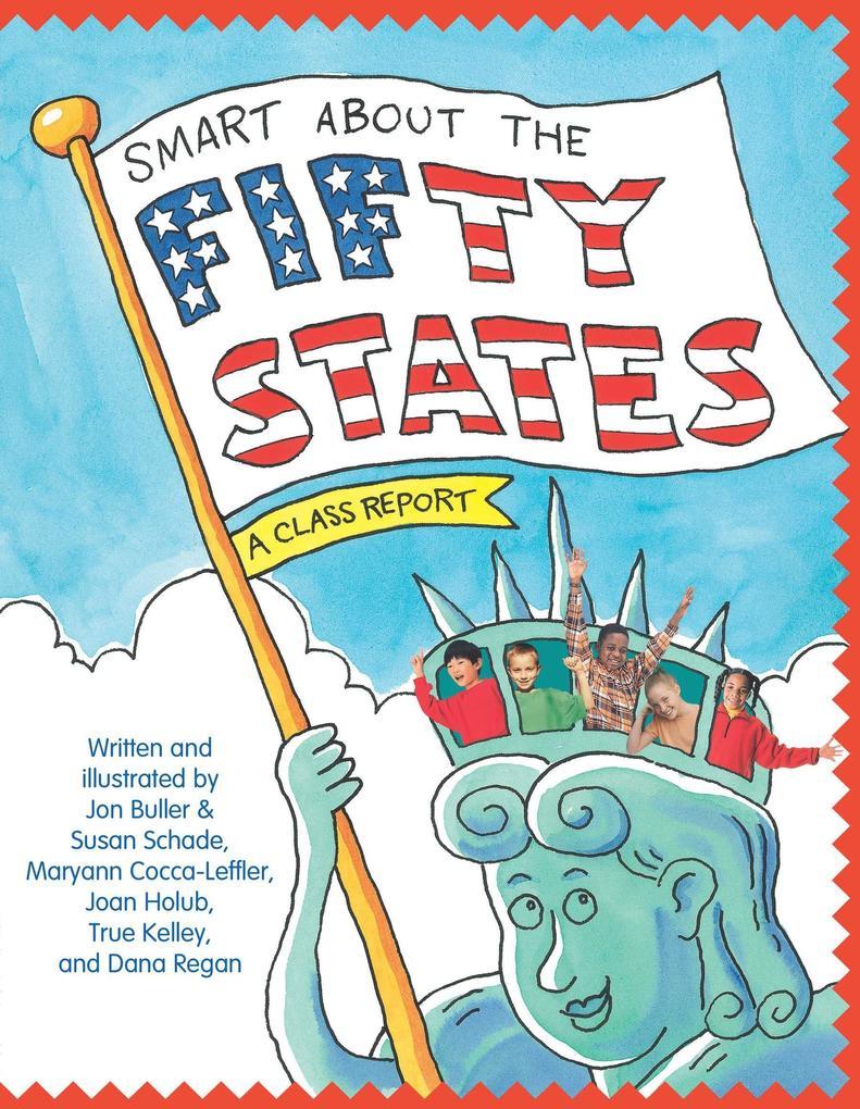 Smart about the Fifty States als Taschenbuch