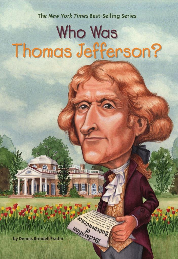 Who Was Thomas Jefferson? als Taschenbuch