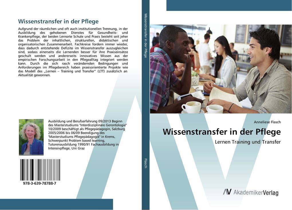 Wissenstransfer in der Pflege als Buch von Anne...