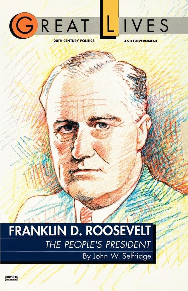 Franklin D. Roosevelt als Taschenbuch