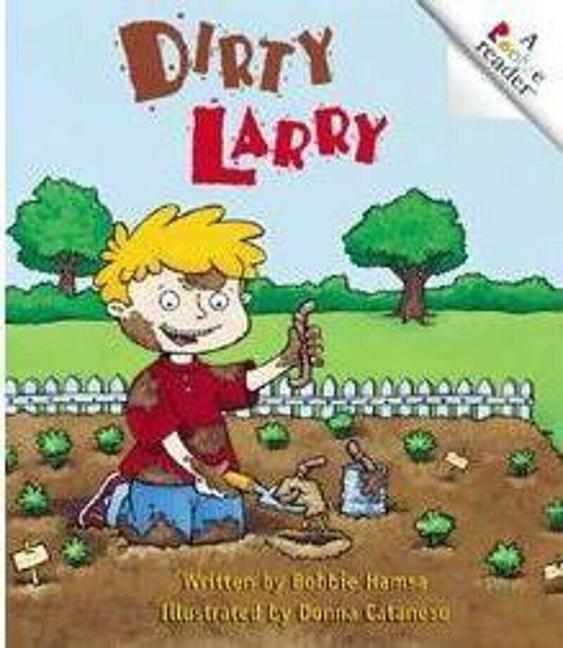 DIRTY LARRY REVISED EDITION als Taschenbuch