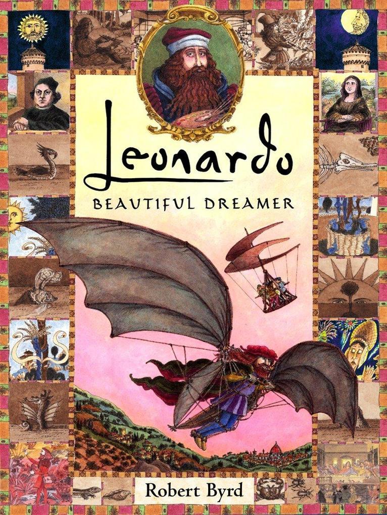 Leonardo, the Beautiful Dreamer als Buch