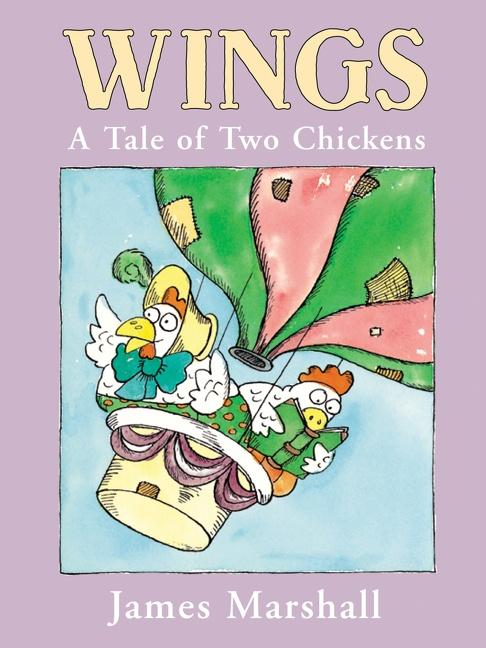 Wings: A Tale of Two Chickens als Taschenbuch