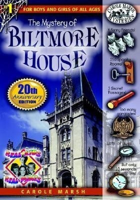 The Mystery of the Biltmore House als Taschenbuch