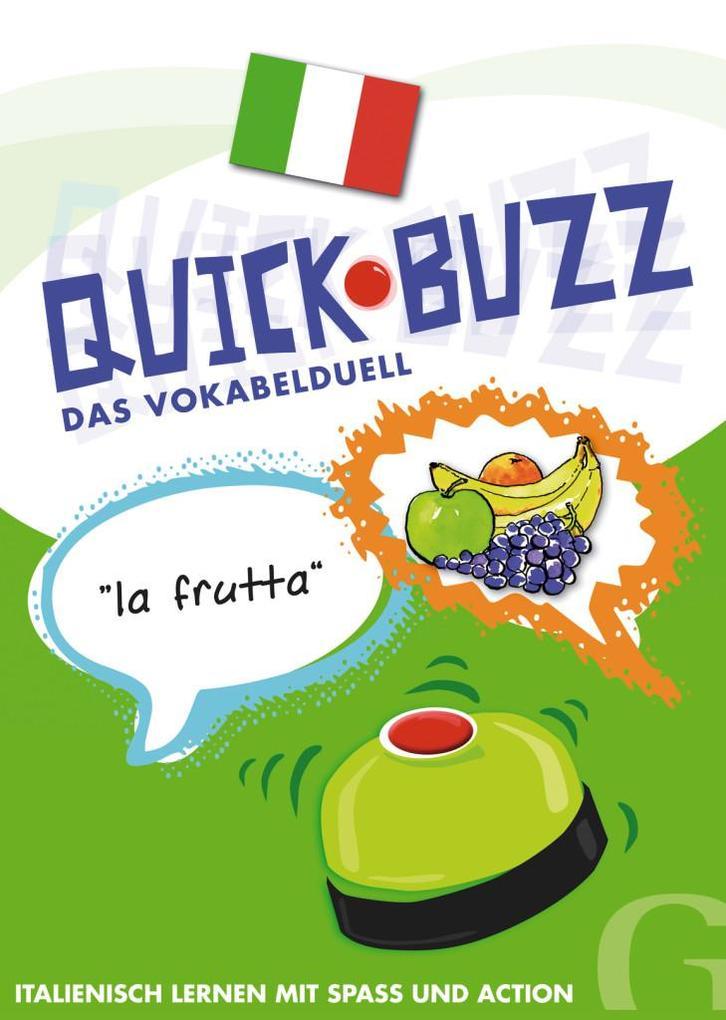 QUICK BUZZ - Das Vokabelduell - Italienisch