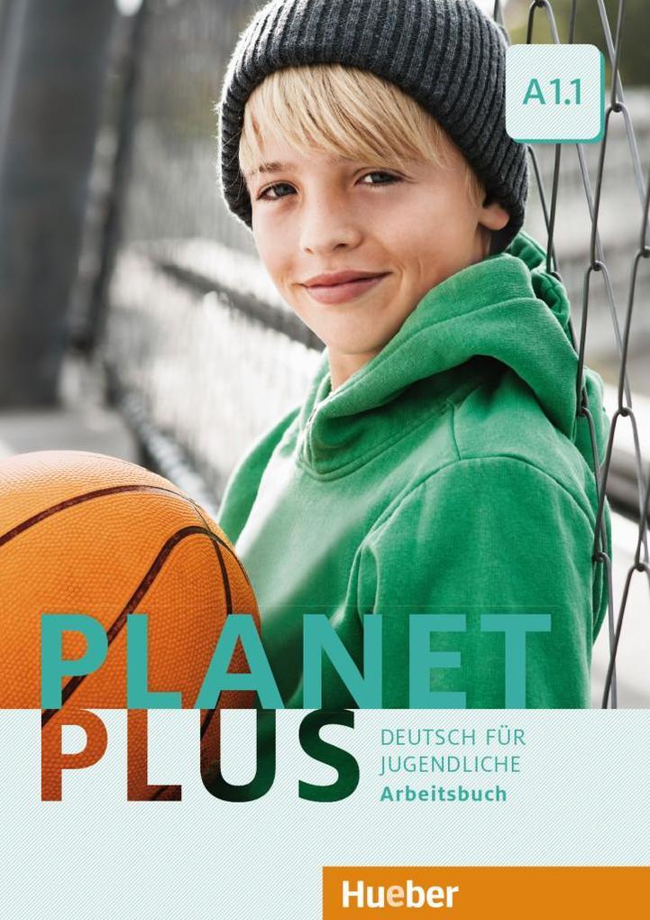Planet Plus A1.1. Arbeitsbuch als Buch (kartoniert)