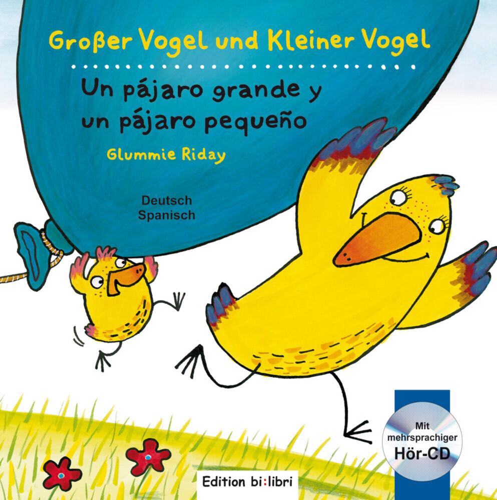 Großer Vogel und Kleiner Vogel. Großer Vogel un...