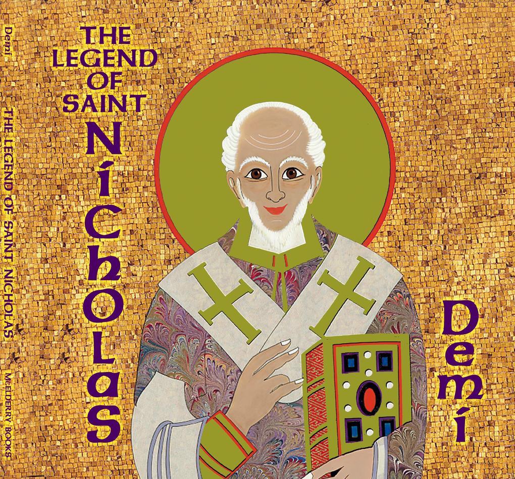 The Legend of Saint Nicholas als Buch