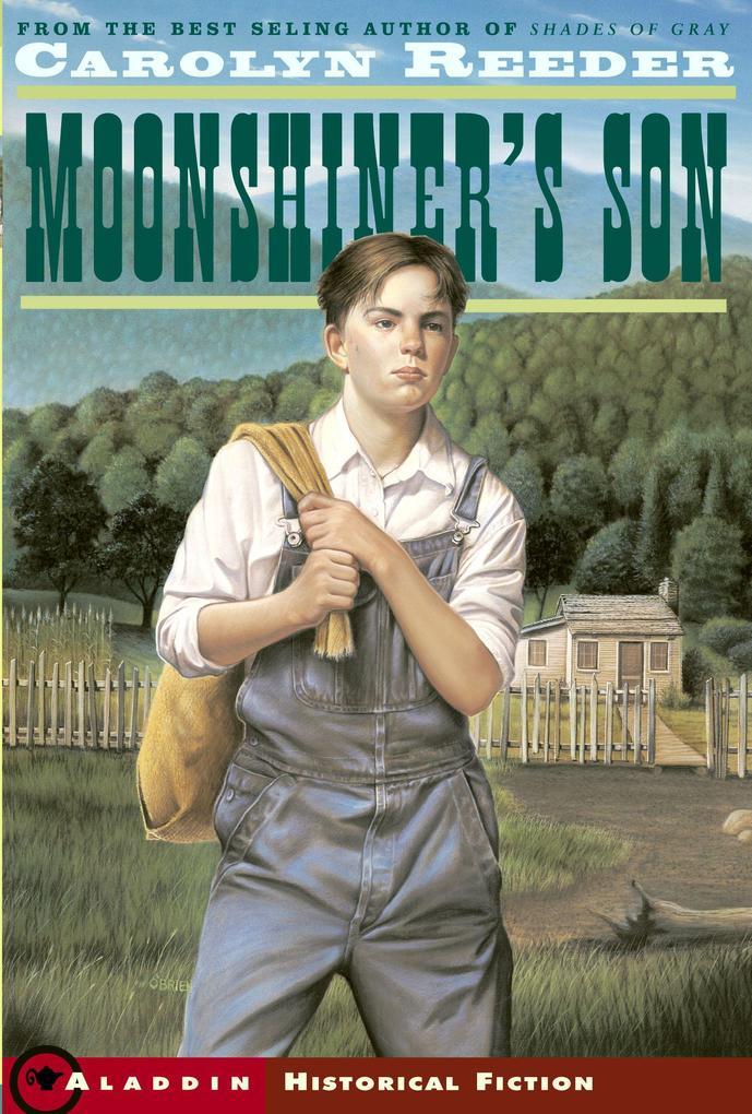 Moonshiner's Son als Taschenbuch