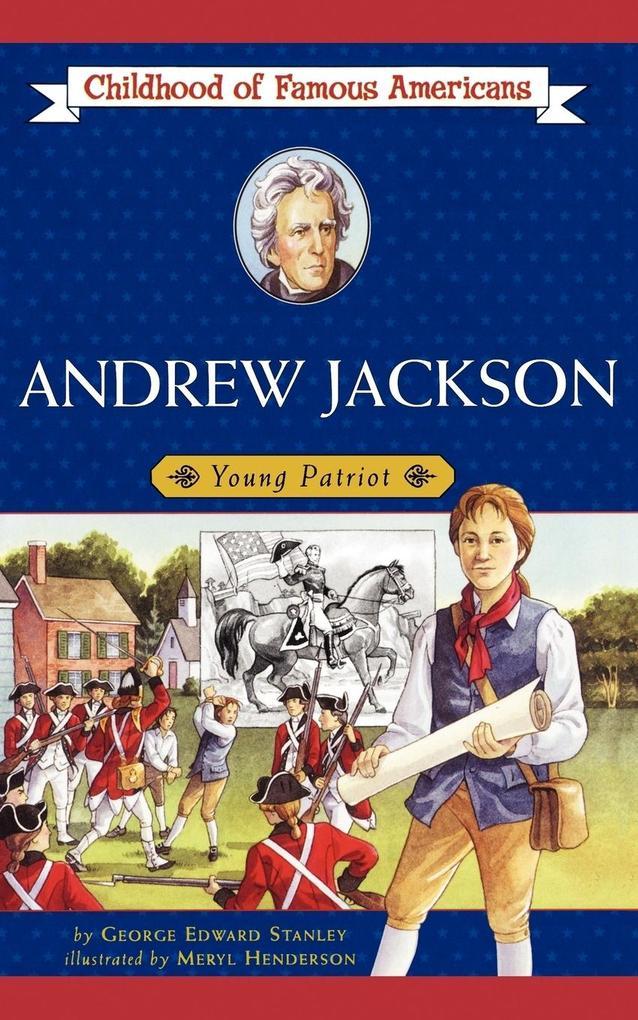 Andrew Jackson als Taschenbuch