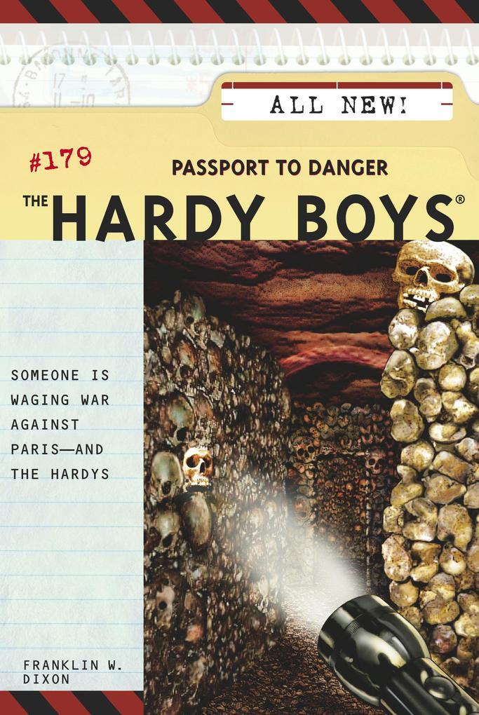 Passport to Danger als Taschenbuch