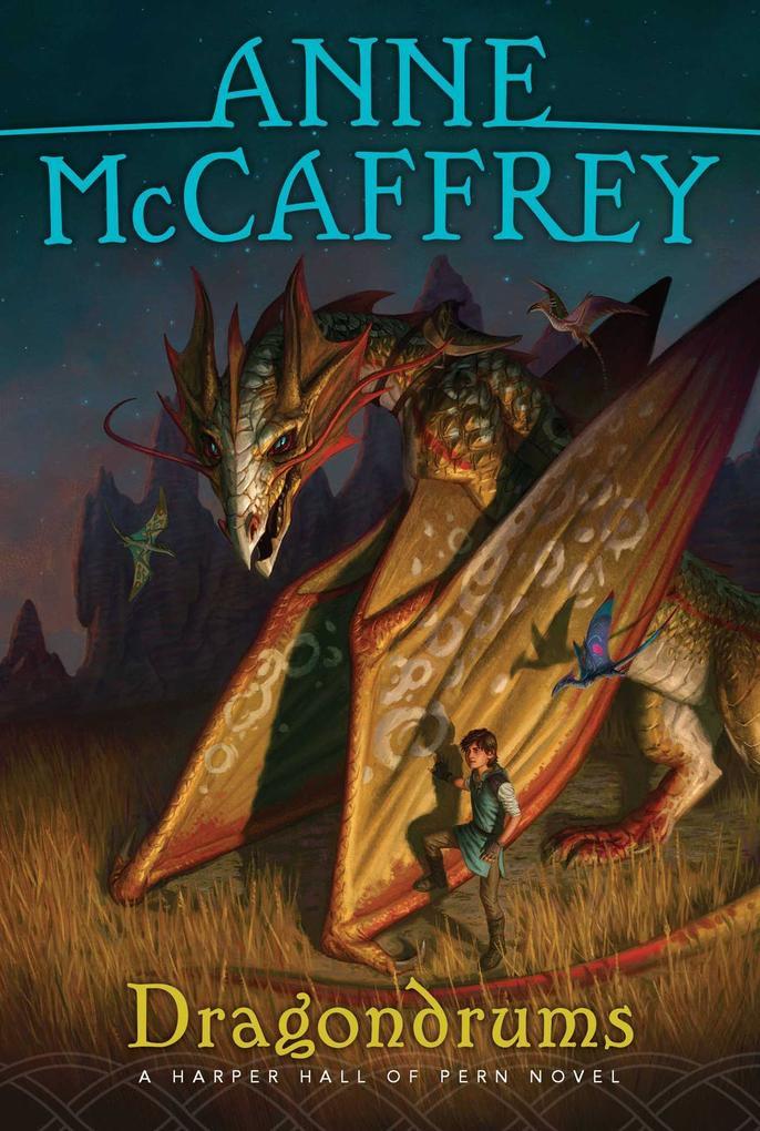 Dragondrums als Taschenbuch