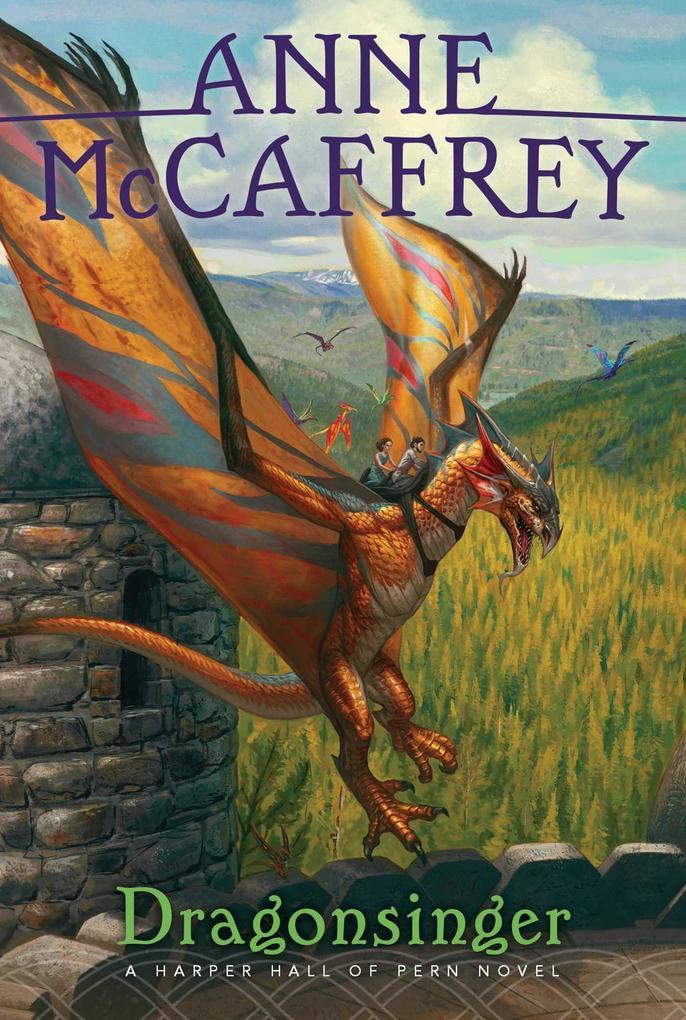 Dragonsinger als Taschenbuch