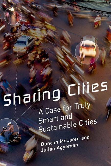 Sharing Cities als Buch von Duncan McLaren, Jul...