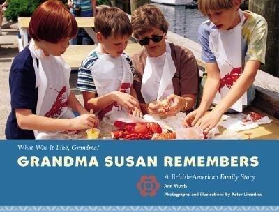 Grandma Susan Remembers als Buch