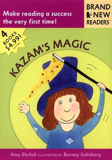 Kazam's Magic als Taschenbuch