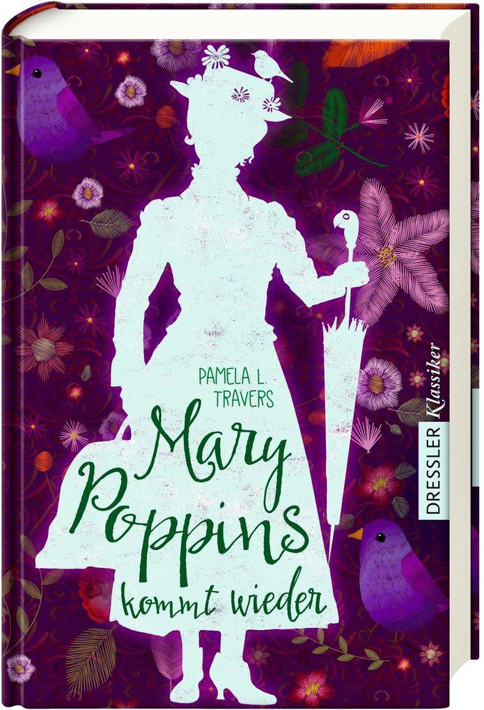 Mary Poppins als Buch (gebunden)