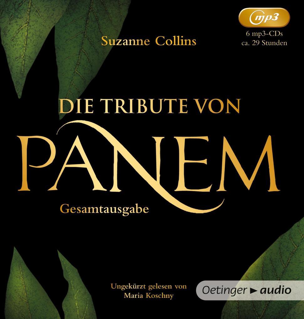 Download Die Tribute von Panem 3 Bände im Schuber Ebook
