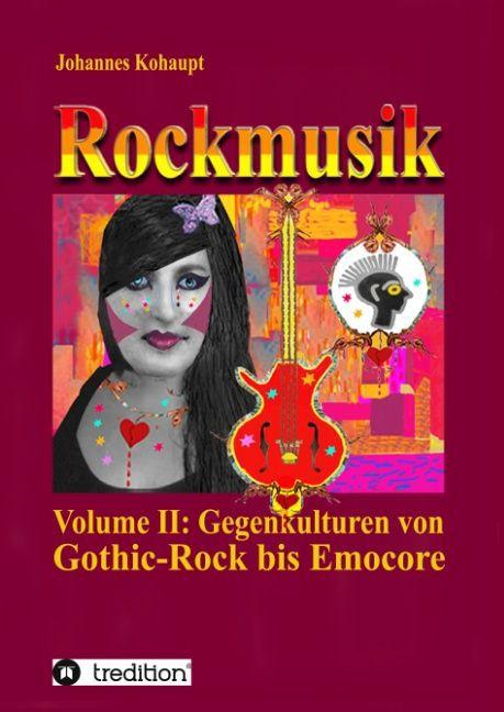 Rockmusik als Buch von Johannes Kohaupt