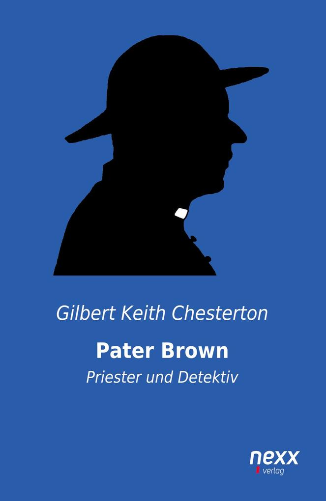 Pater Brown als Buch