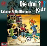 Die drei ??? Kids 47. Falsche Fußball-Freunde (drei Fragezeichen) CD