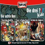 Die drei ??? Kids 3er Box. Folgen 22 - 24 (drei Fragezeichen) 3 CDs