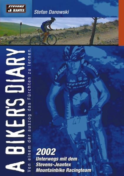 A biker`s diary als Buch