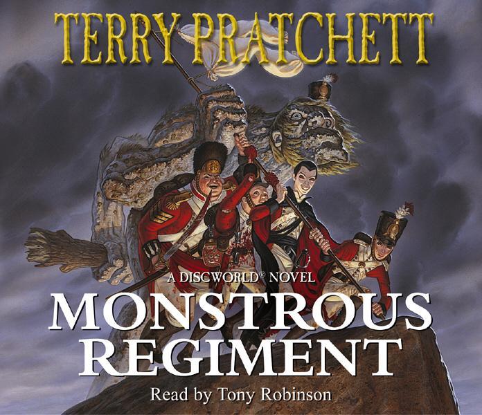 Monstrous Regiment als Hörbuch