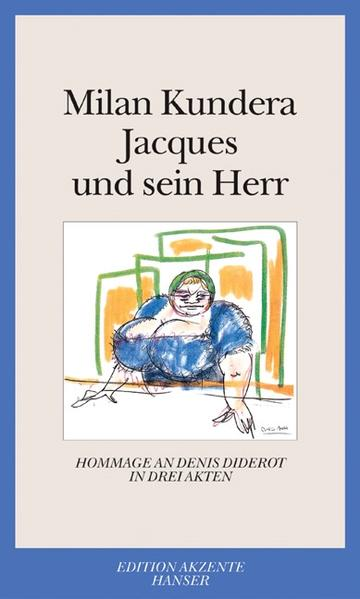 Jacques und sein Herr als Buch