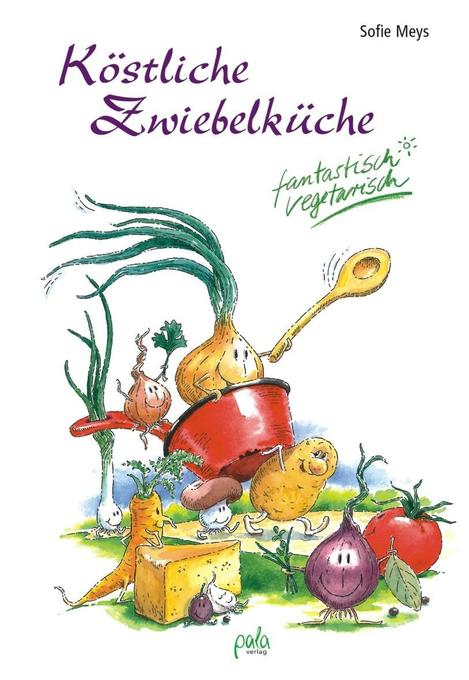 Köstliche Zwiebelküche als Buch