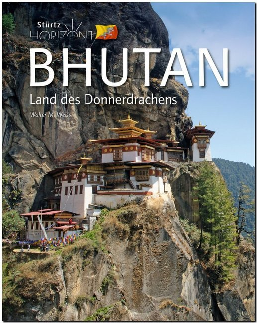Horizont BHUTAN - Land des Donnerdrachens als B...