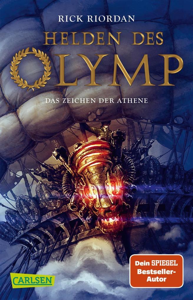 Helden des Olymp 03: Das Zeichen der Athene als Taschenbuch