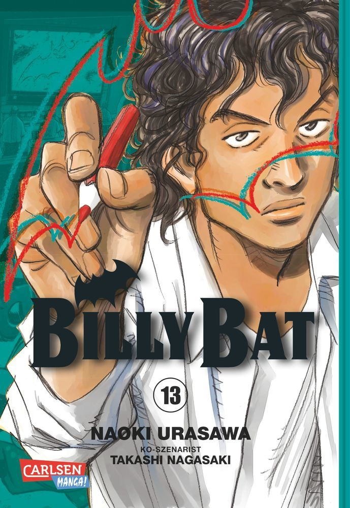 Billy Bat 13 als Buch von Naoki Urasawa, Takash...