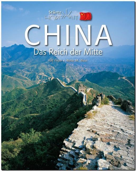 Horizont CHINA - Das Reich der Mitte als Buch v...