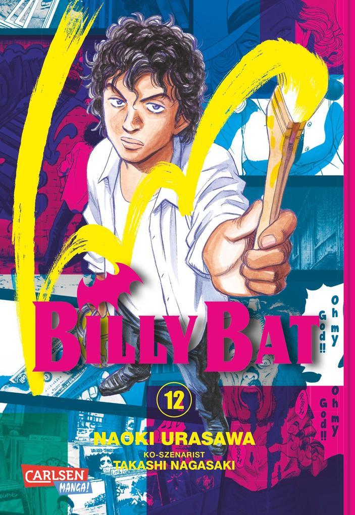 Billy Bat 12 als Buch von Naoki Urasawa, Takash...