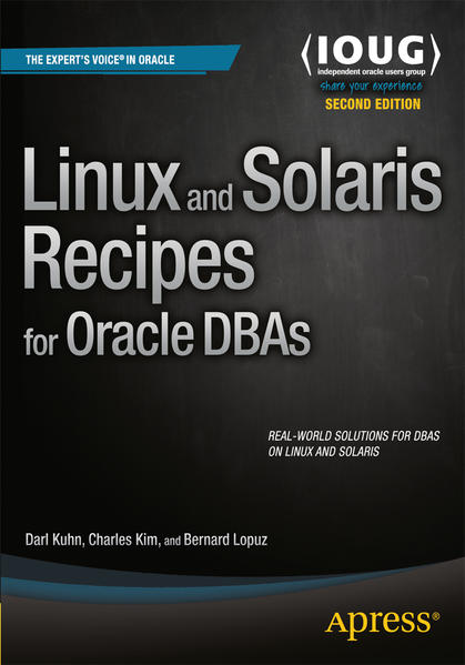 Linux and Solaris Recipes for Oracle DBAs als B...