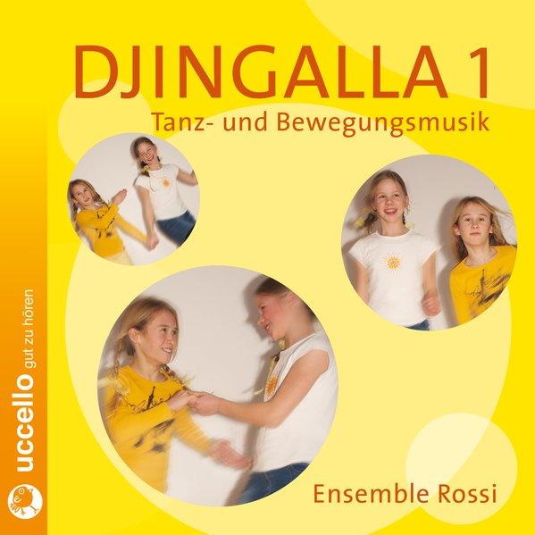 Djingalla 1 als CD