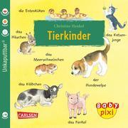 Baby Pixi, Band 31: Tierkinder
