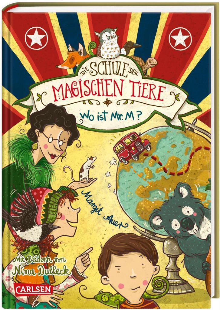 Die Schule der magischen Tiere 07: Wo ist Mr. M? als Buch