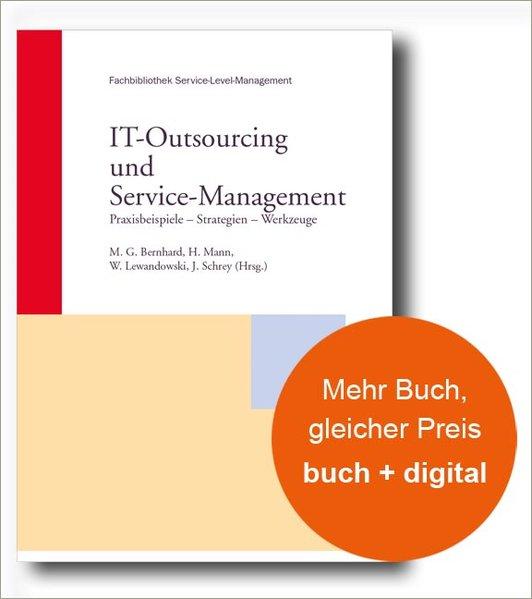 It-Outsourcing und Service-Management als Buch