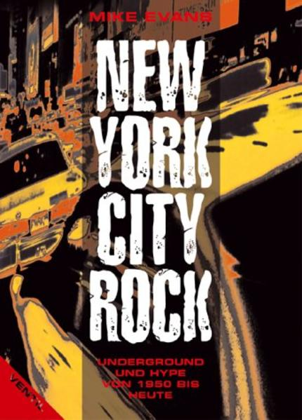 New York City Rock als Buch