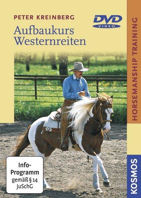 Aufbaukurs Westernreiten. DVD-Video als DVD