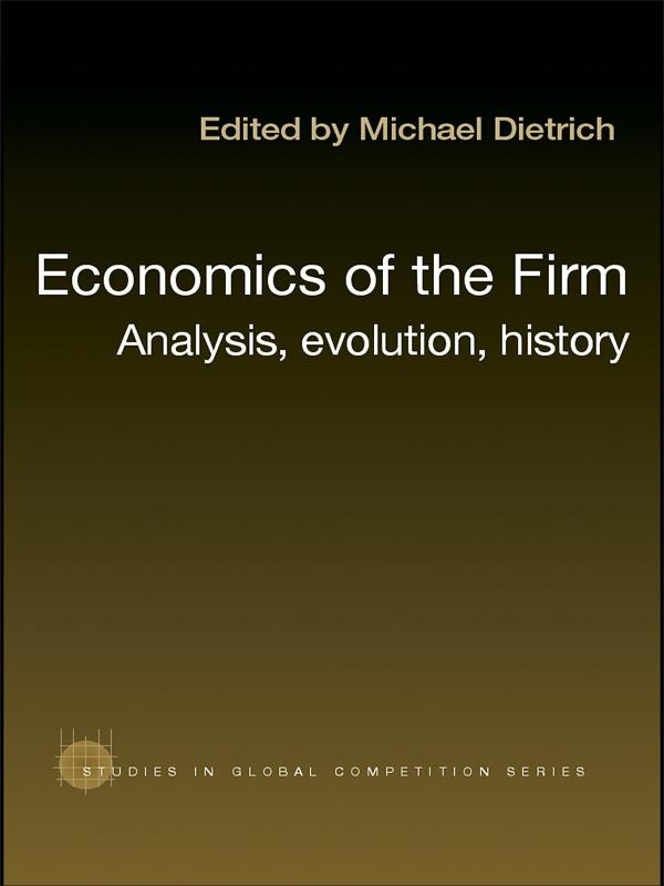 Economics of the Firm als eBook Download von Mi...