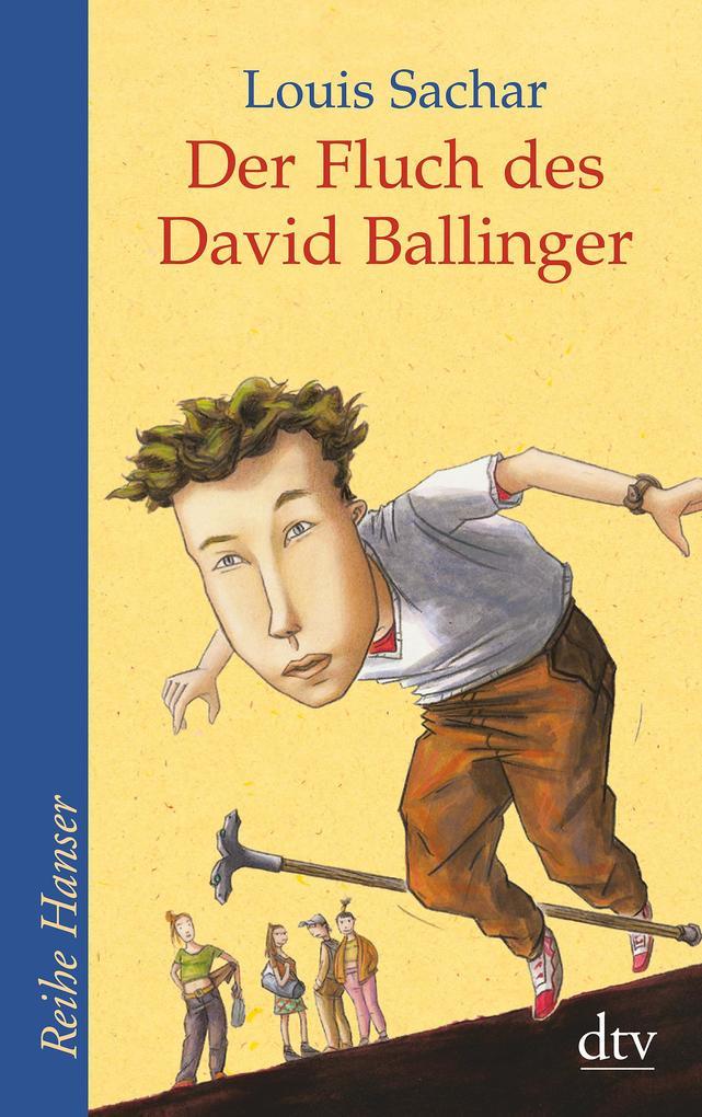 Der Fluch des David Ballinger als Taschenbuch